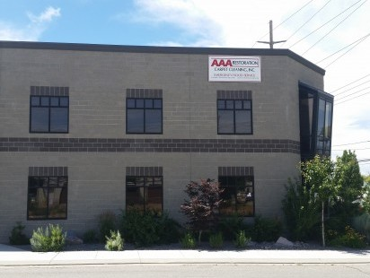 AAA Restoration's Salt Lake City Office