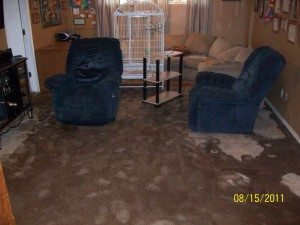 Water Damage Murray