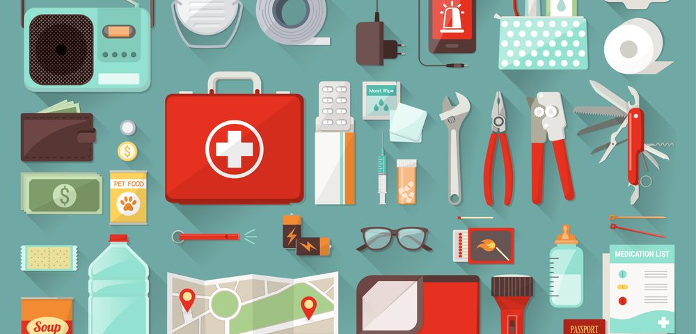 72-hour kit emergency preparedness